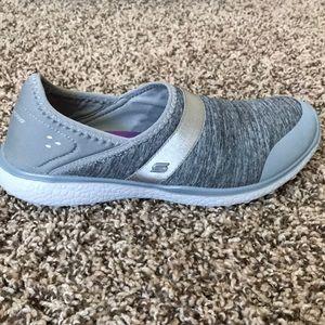 Skechers Memory Foam Slip On Walking Shoes